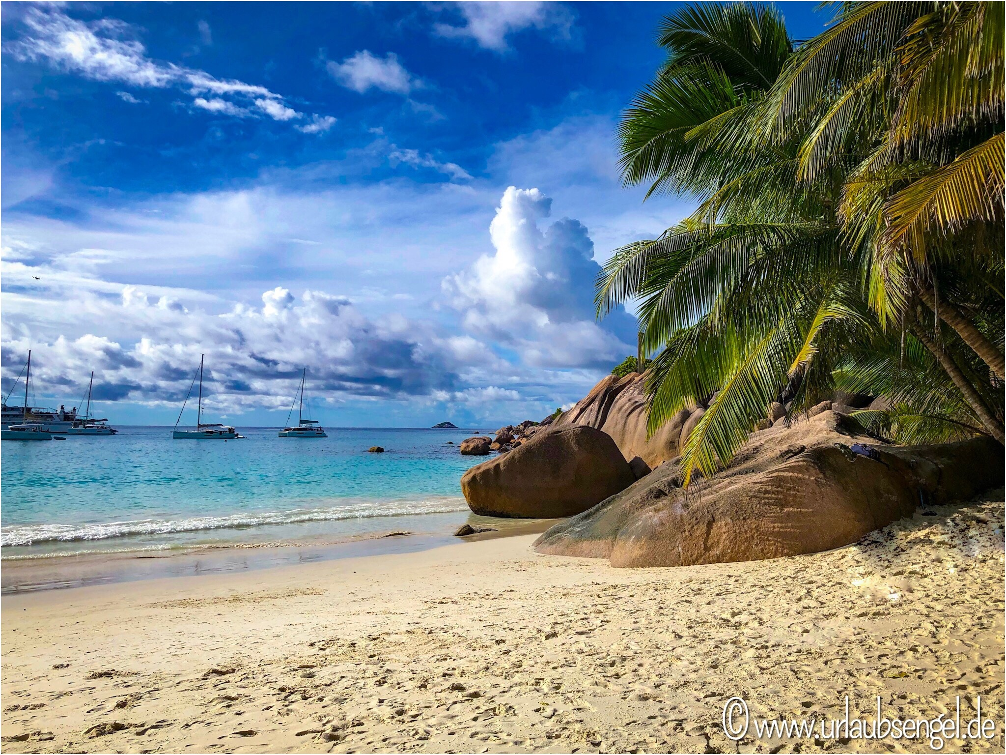 Seychellen Praslin Anse Lazio 2