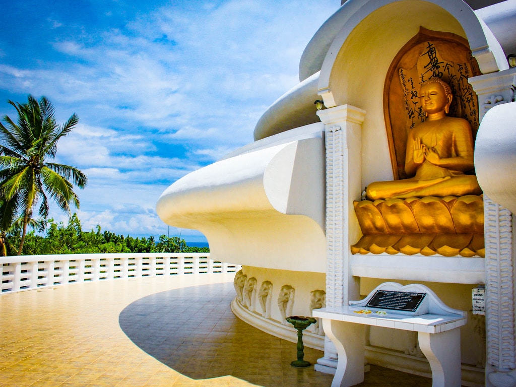 Buddha - Traumurlaub Sri Lanka - Urlaubsengel Reisebüro Weinheim