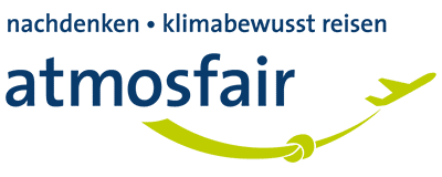 Reiseagentur Urlaubsengel Atmosfair klimabewusst reisen