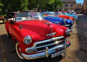 Kuba Oldtimer in Havanna