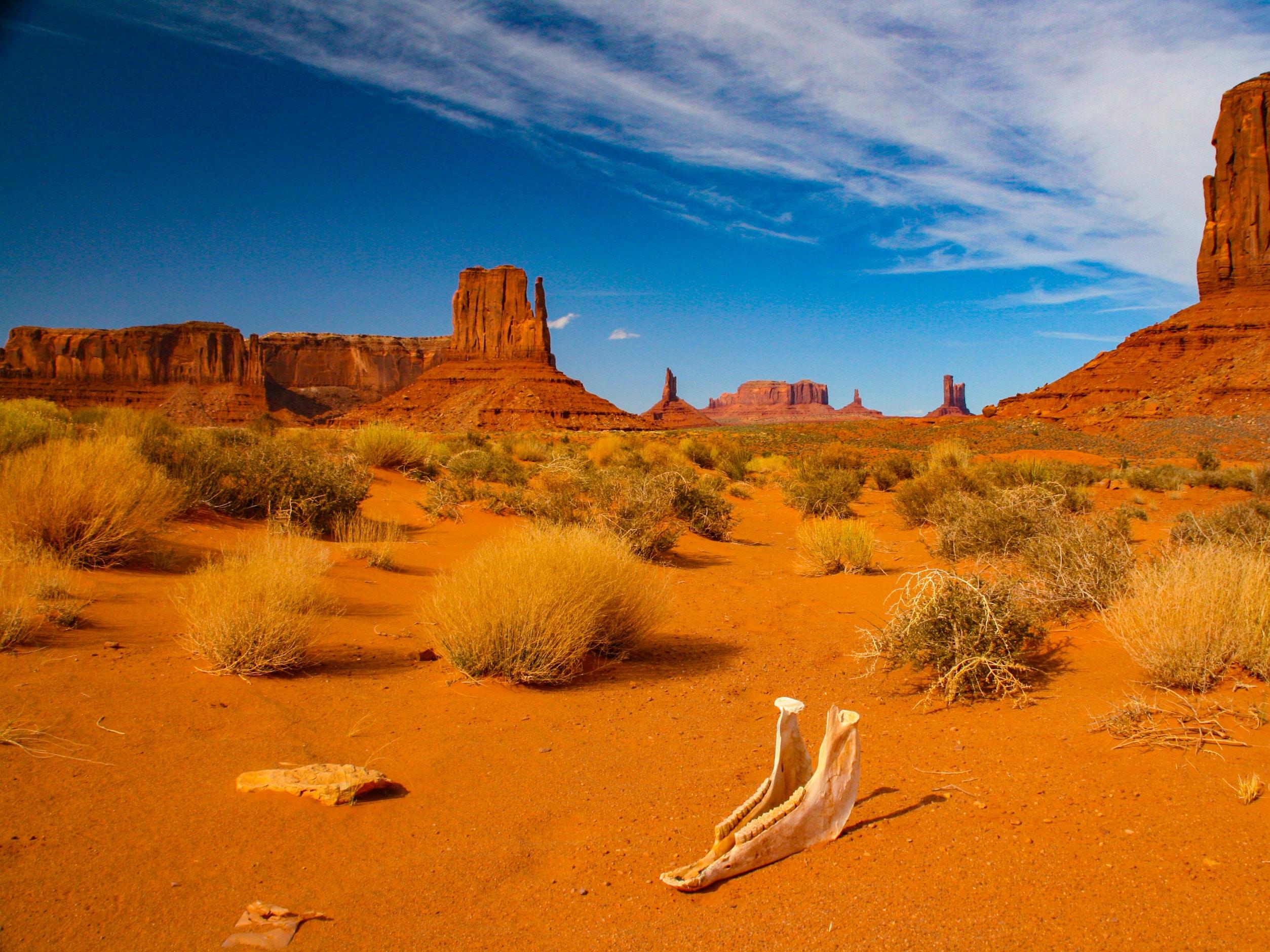 Monument Valley, USA Urlaub im Land der unbegrenzten Möglichkeiten