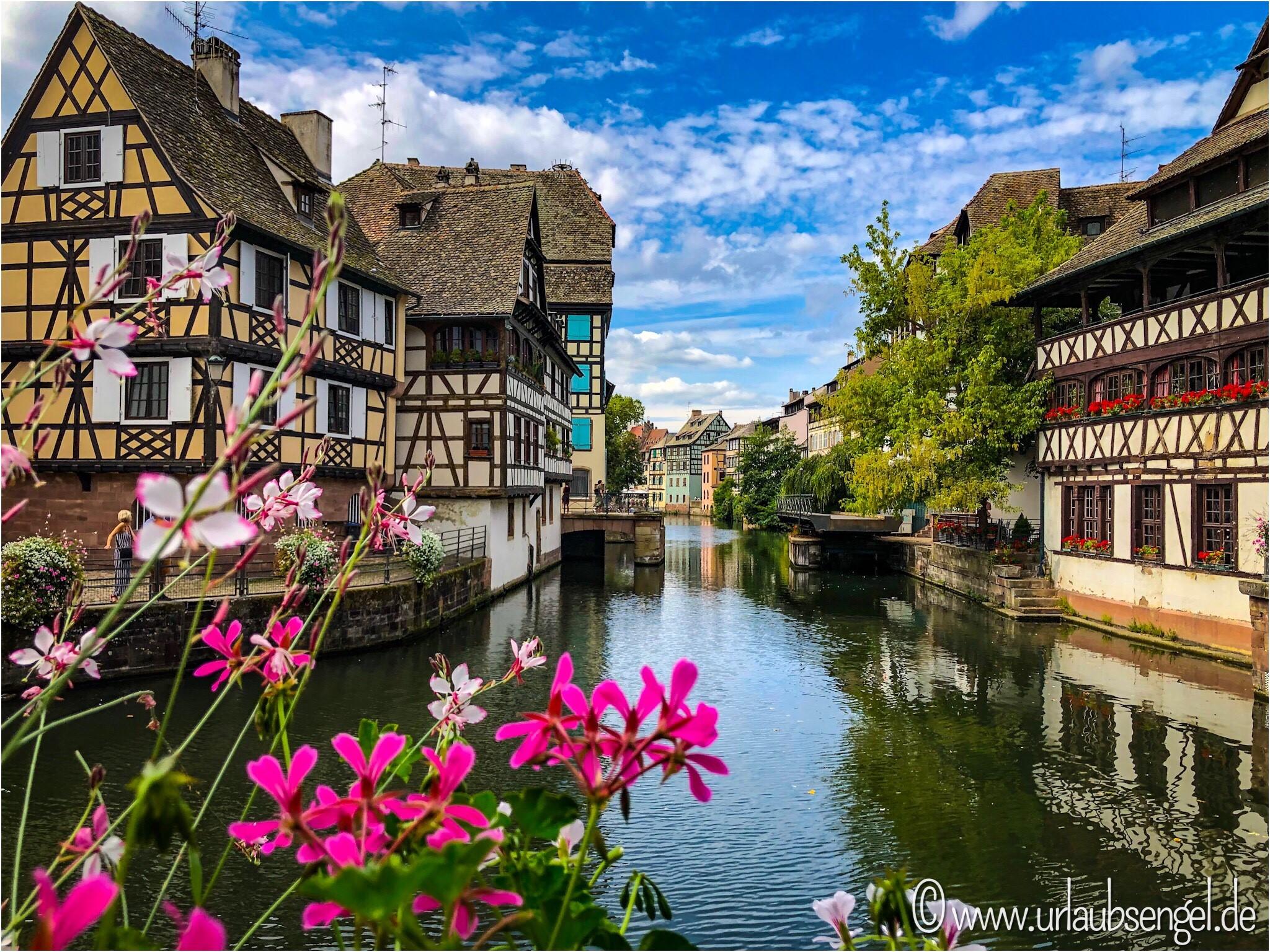 Altstadt von Straßburg, Hauptstadt de Elsaß