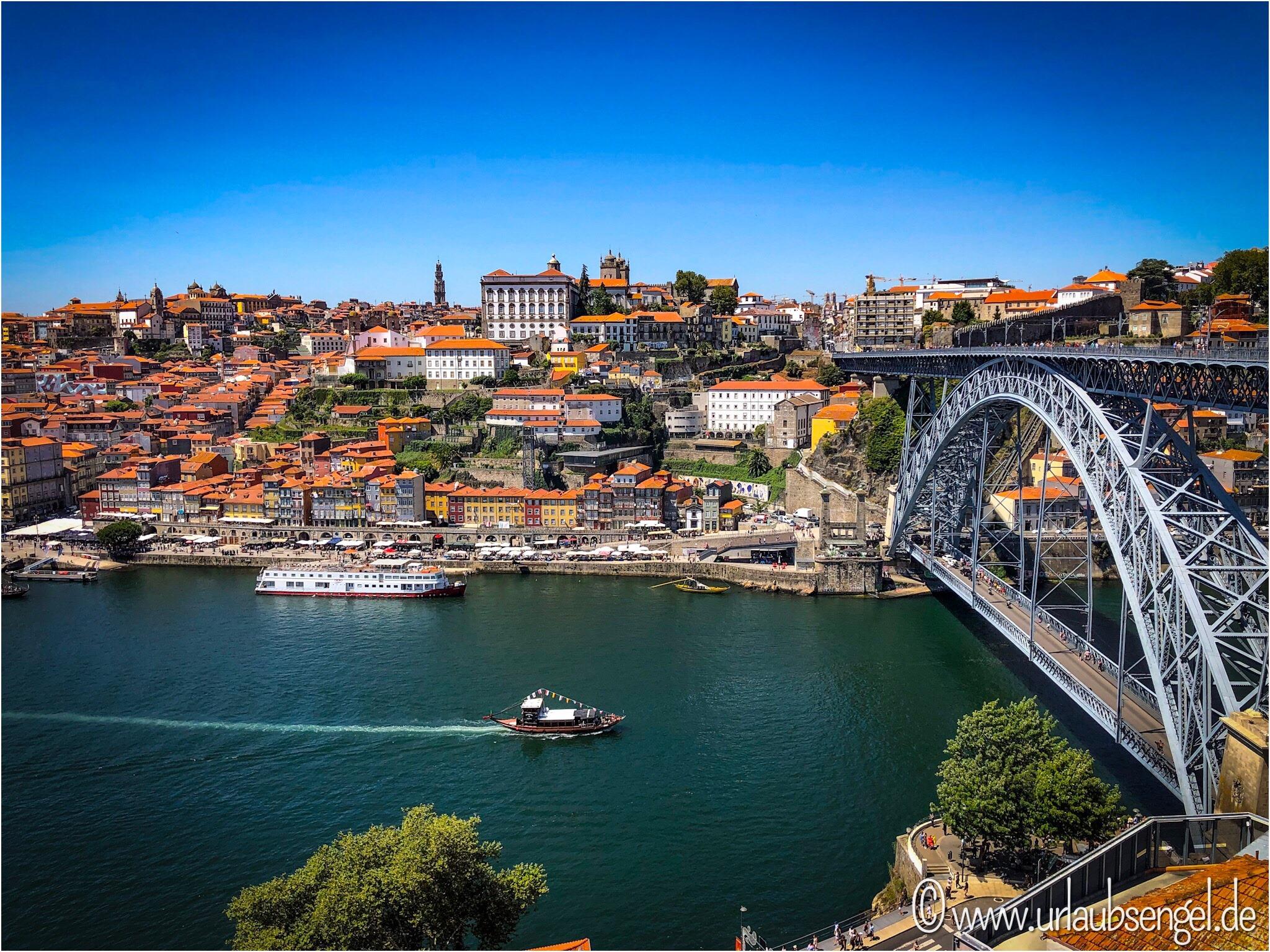 Ponte Dom Luis, Porto Portwein Nightlife
