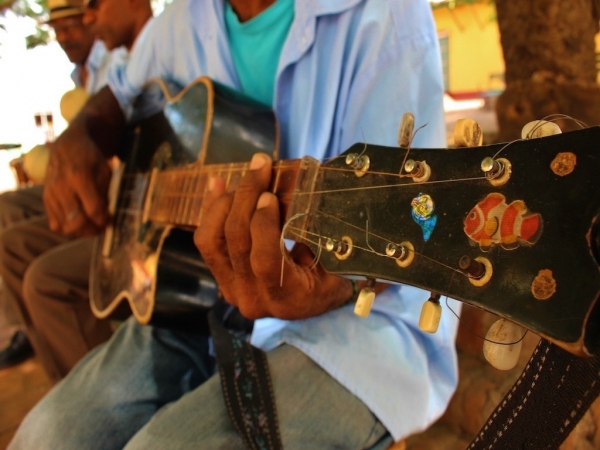 Salsaband in Trinidad - Traumreisen Kuba