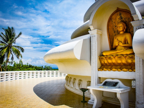 Buddha - Sri Lanka Individualreisen
