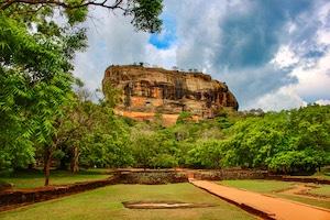 Sigiriya Löwenfelsen - Traumreisen Sri Lanka
