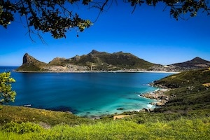 Blick auf Houtbay - Traumreisen Südafrika