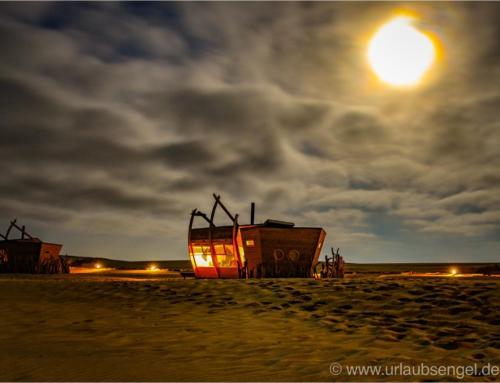 Shipwreck Lodge – Luxus an der Skelettküste