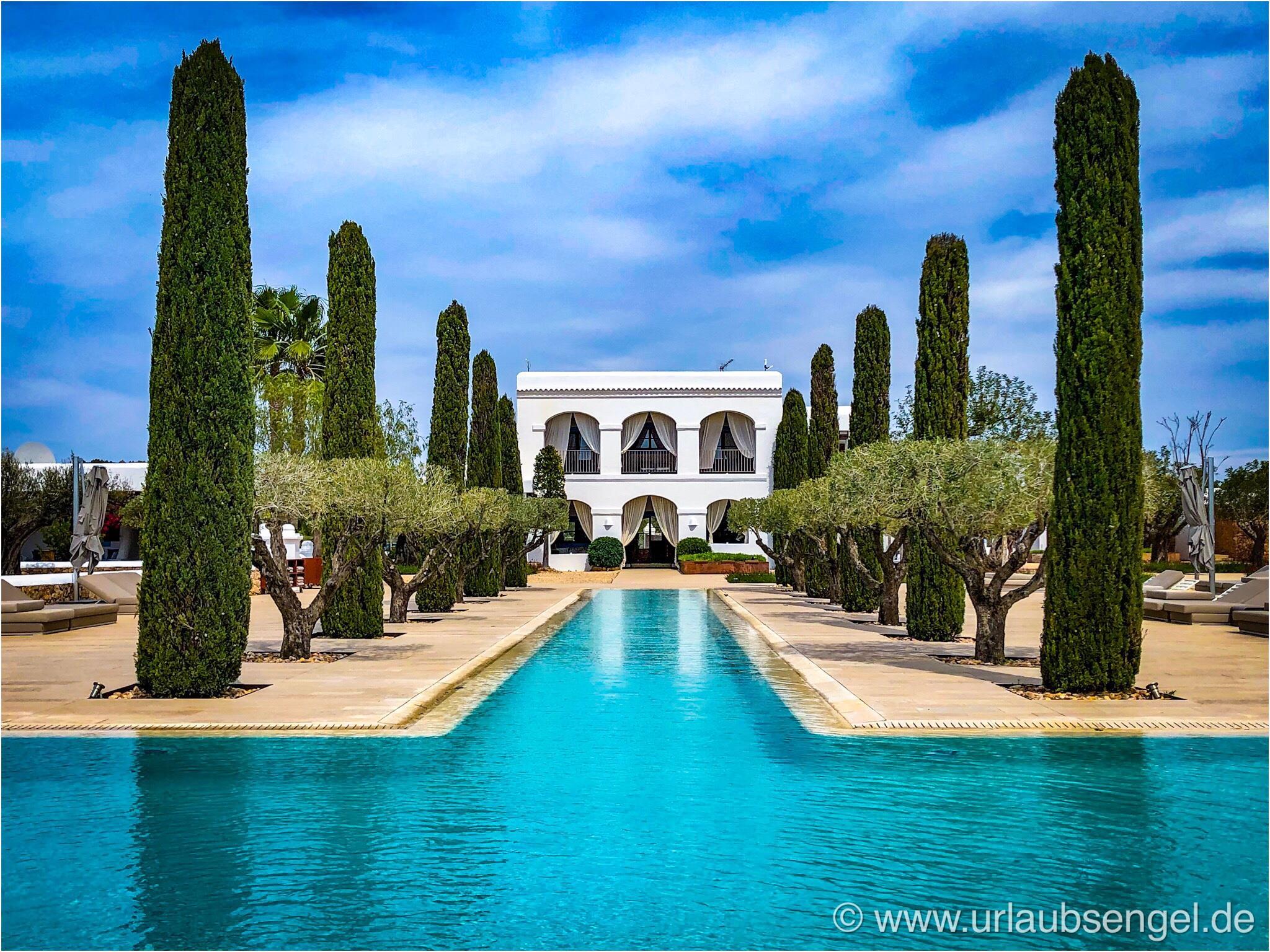 Pool Ca Na Xica auf Ibiza