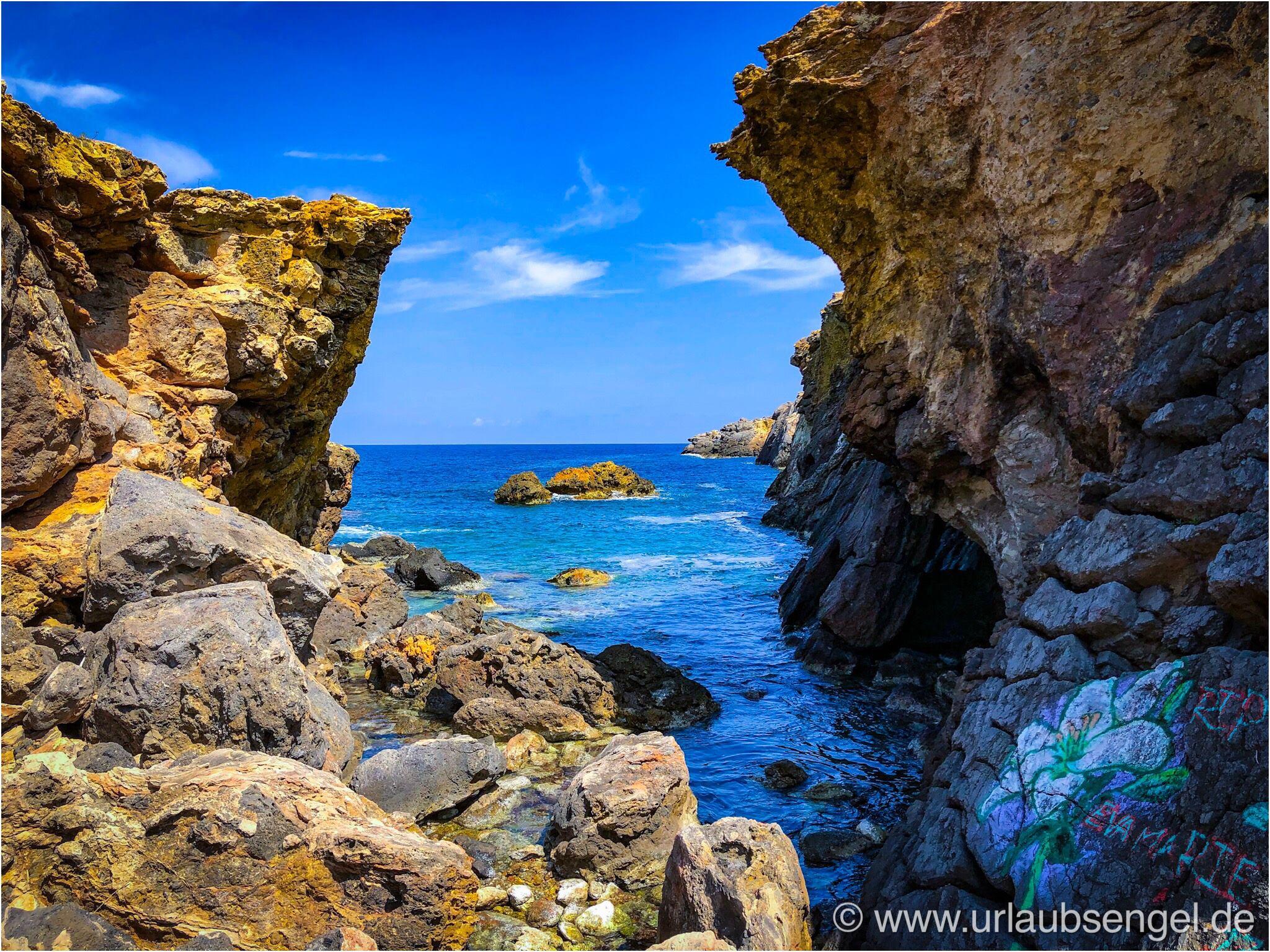 Am Meer auf Ibiza