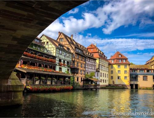 Straßburg – für ein Wochenende