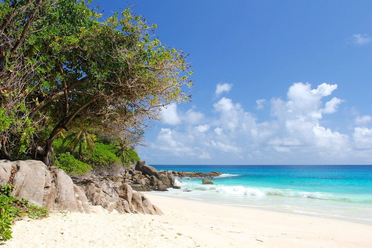 Hochzeit, Hochzeitsreise, Flitterwochen auf den Seychellen