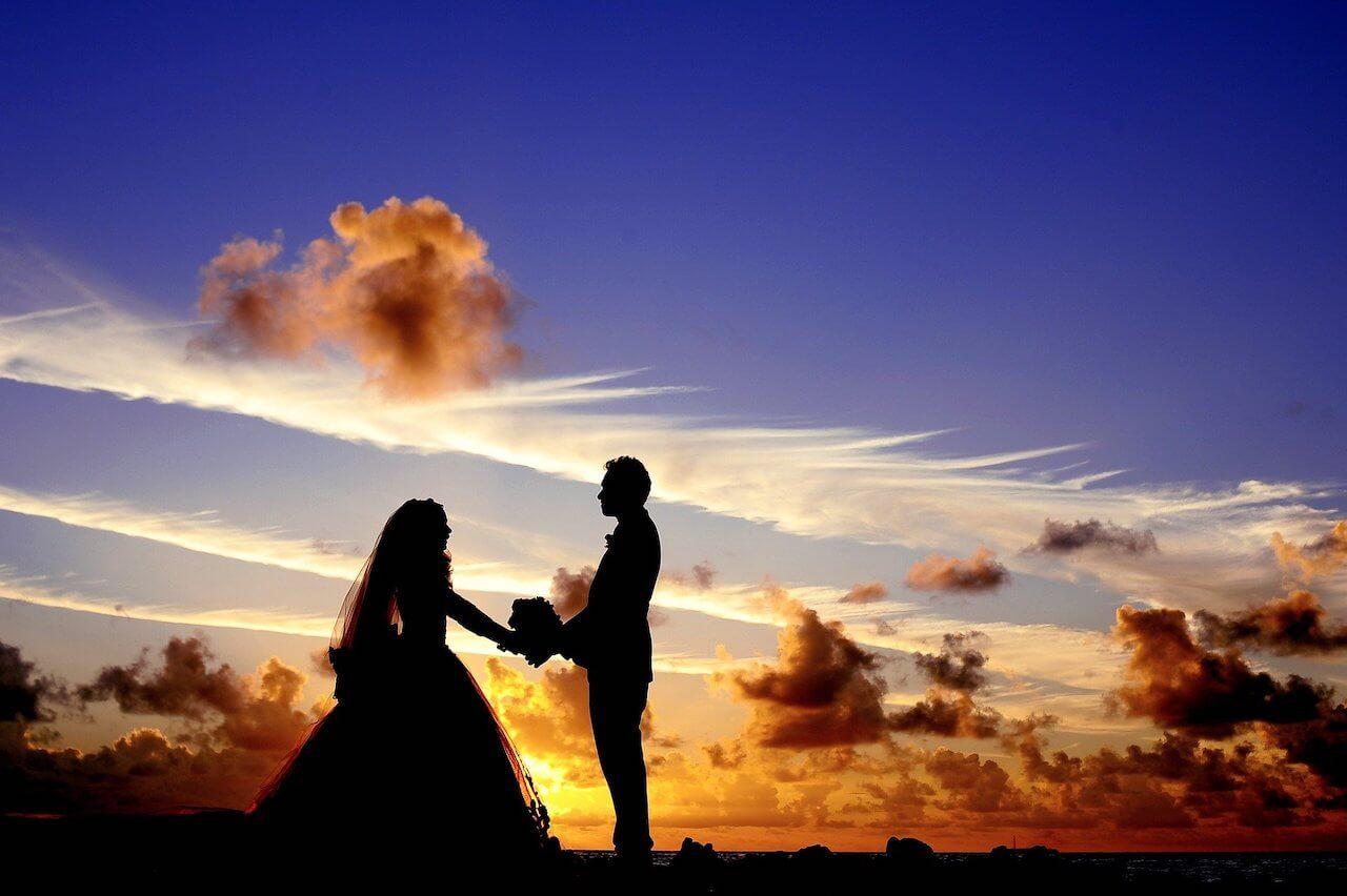 Hochzeit, Hochzeitsreise, Flitterwochen