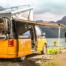 Campervan am See - Urlaub im Campervan mit Roadsurfer Rabattcode
