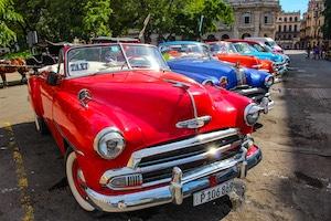 Oldtimer in Havanna - Traumreisen Kuba