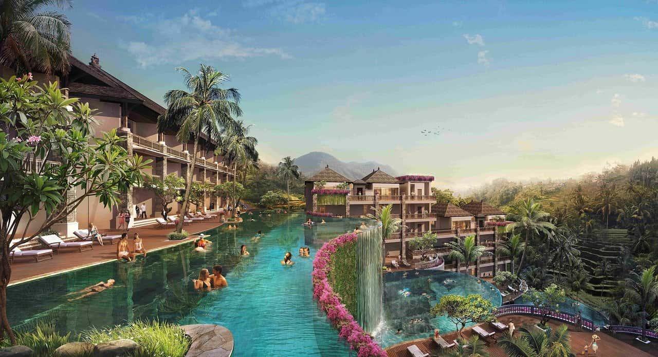 Traumurlaub auf Bali