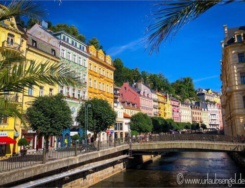 Karlsbad – Die Stadt der Kolonnaden