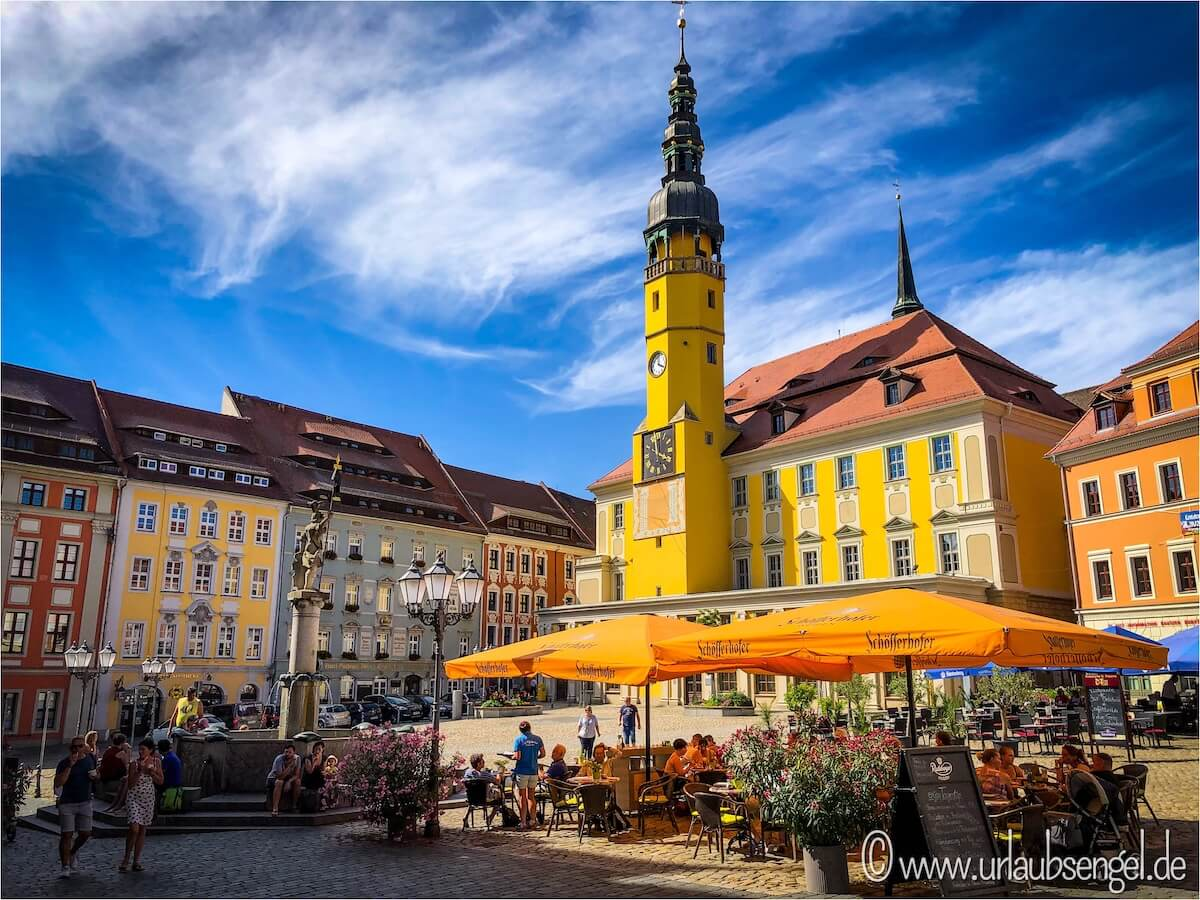 Marktplatz in Bautzen