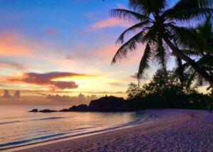 Hochzeitsreisen Honeymoon Flitterwochen Traumstrand Seychellen