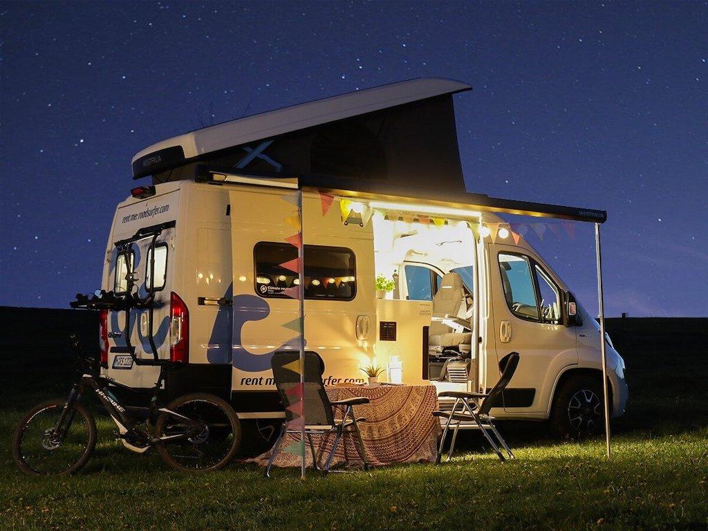 Erfahrungen im Roadsurfer Camper