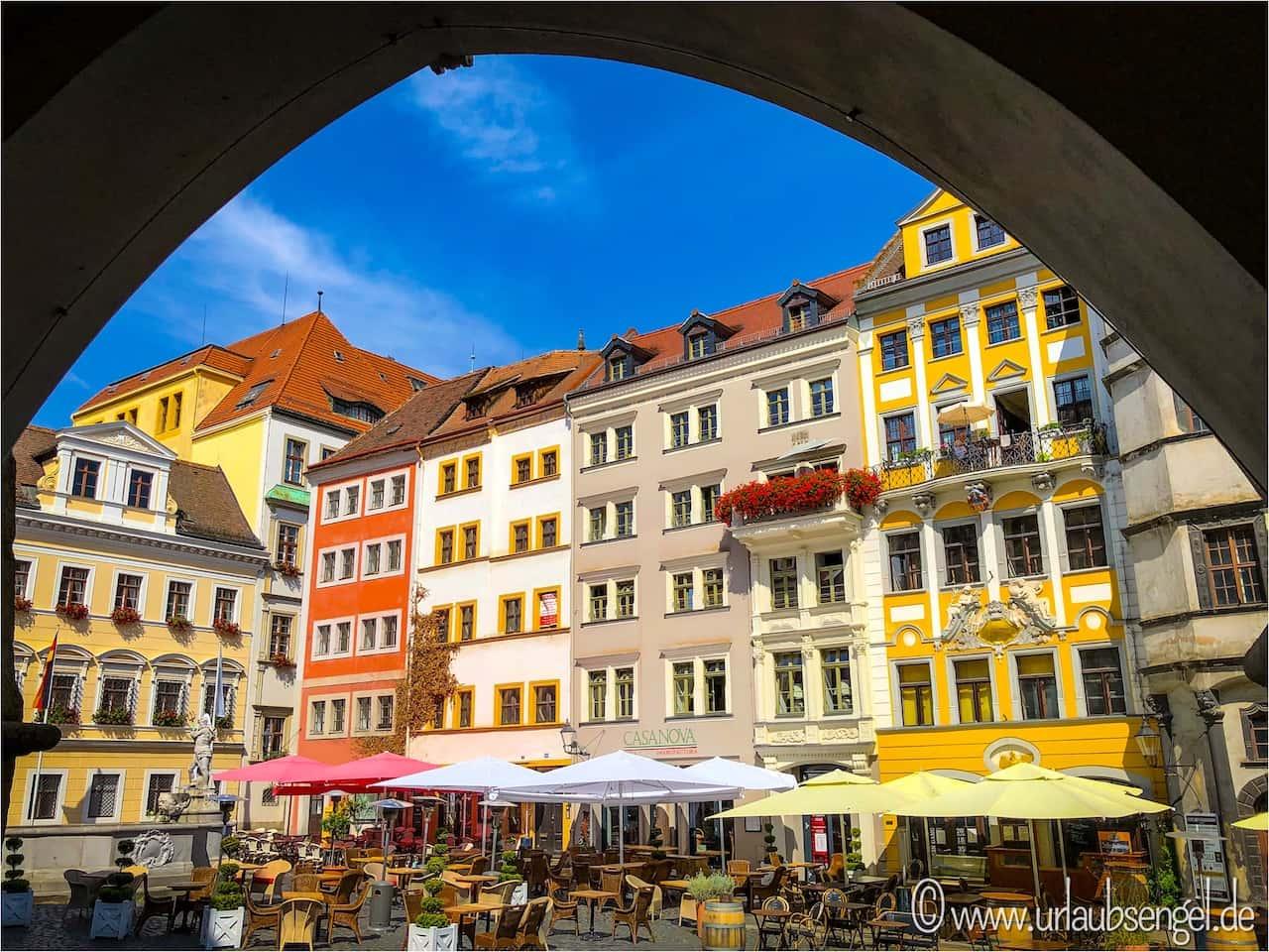 Görliwood Arkaden in der Altstadt