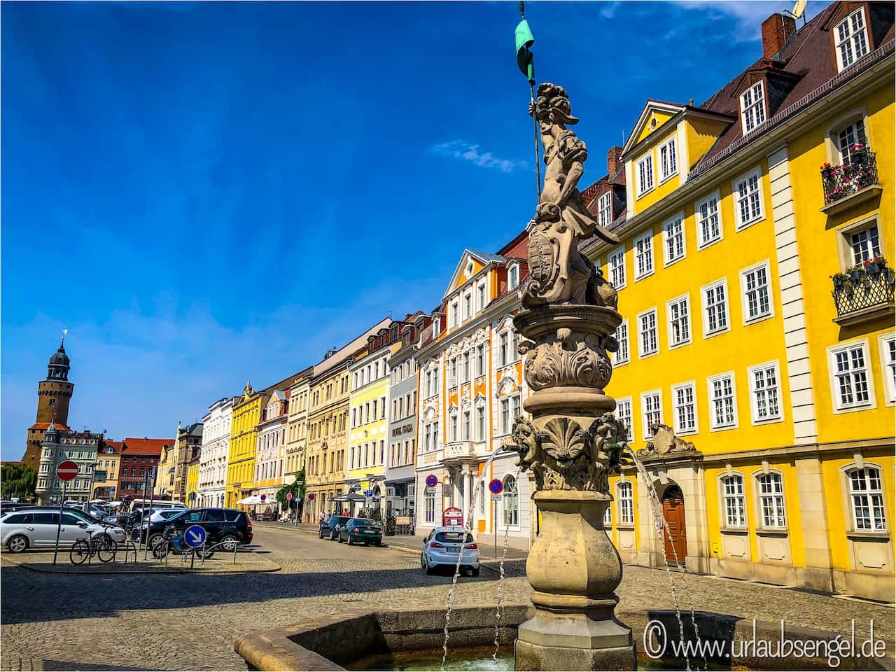 Görlitzer Marktplatzbrunnen