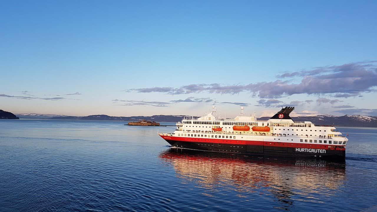 Mit Hurtigruten auf Norwegen Kreuzfahrt