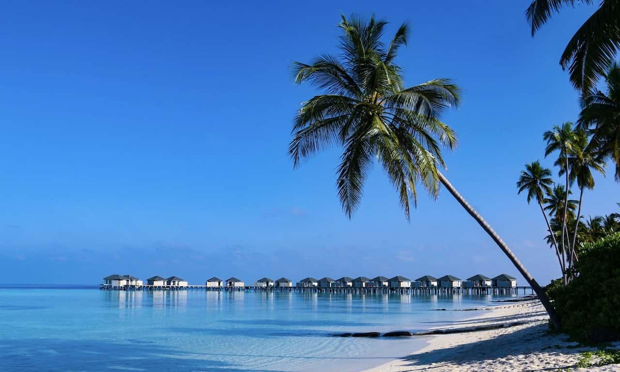 Malediven, Romantischer Strandurlaub mit Urlaubsengel