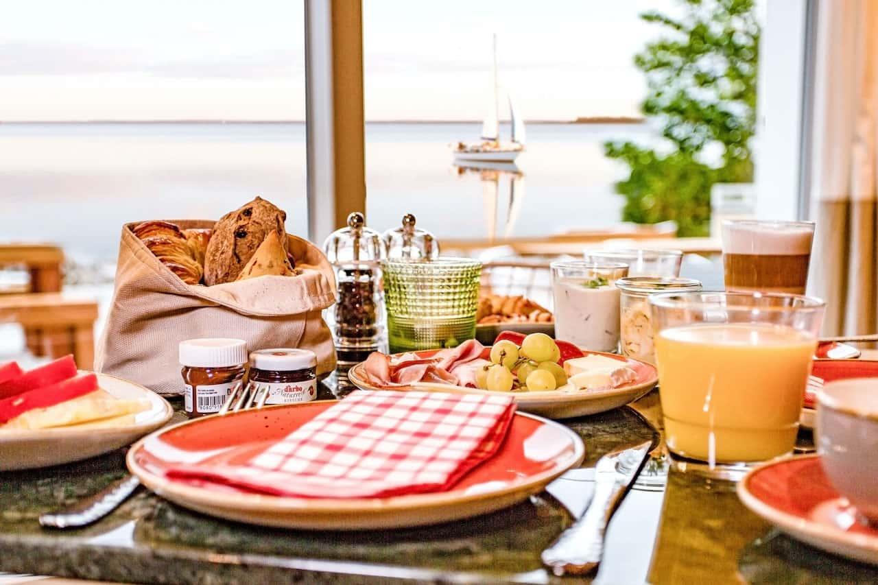 Frühstück im OhJulia Maremüritz