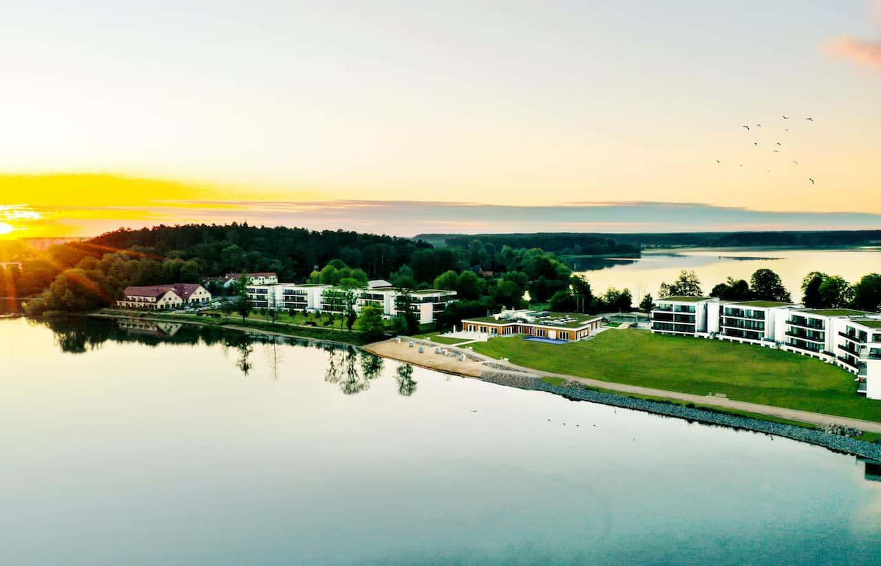 Maremüritz - Luxus Ferienwohnungen in Waren an der Müritz