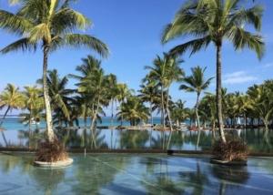 Mauritius mit Urlaubsengel