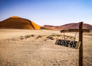 Rundreise durch Namibia mit Urlaubsengel