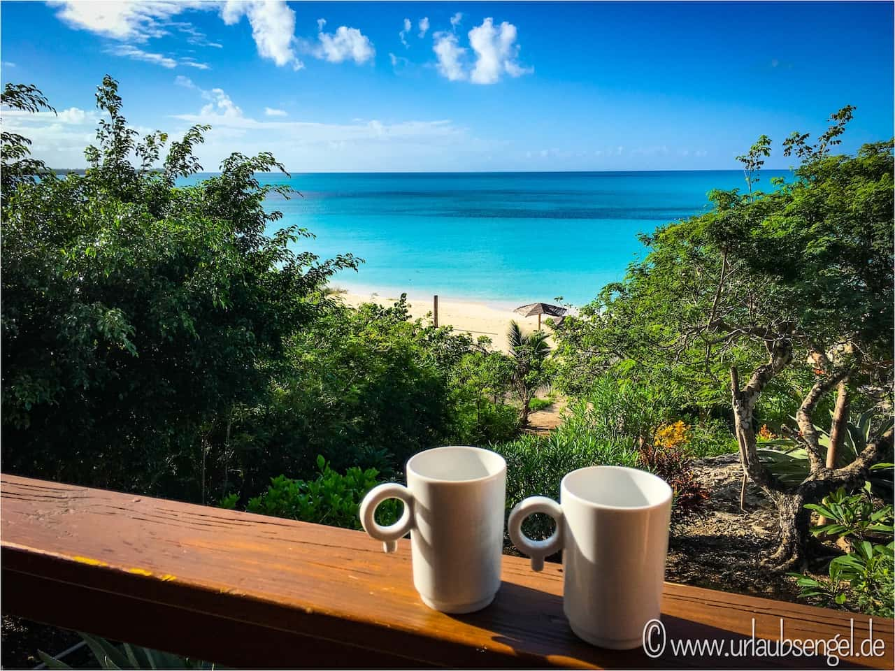 Cat Island, Bahamas. Coffee@shannas cove