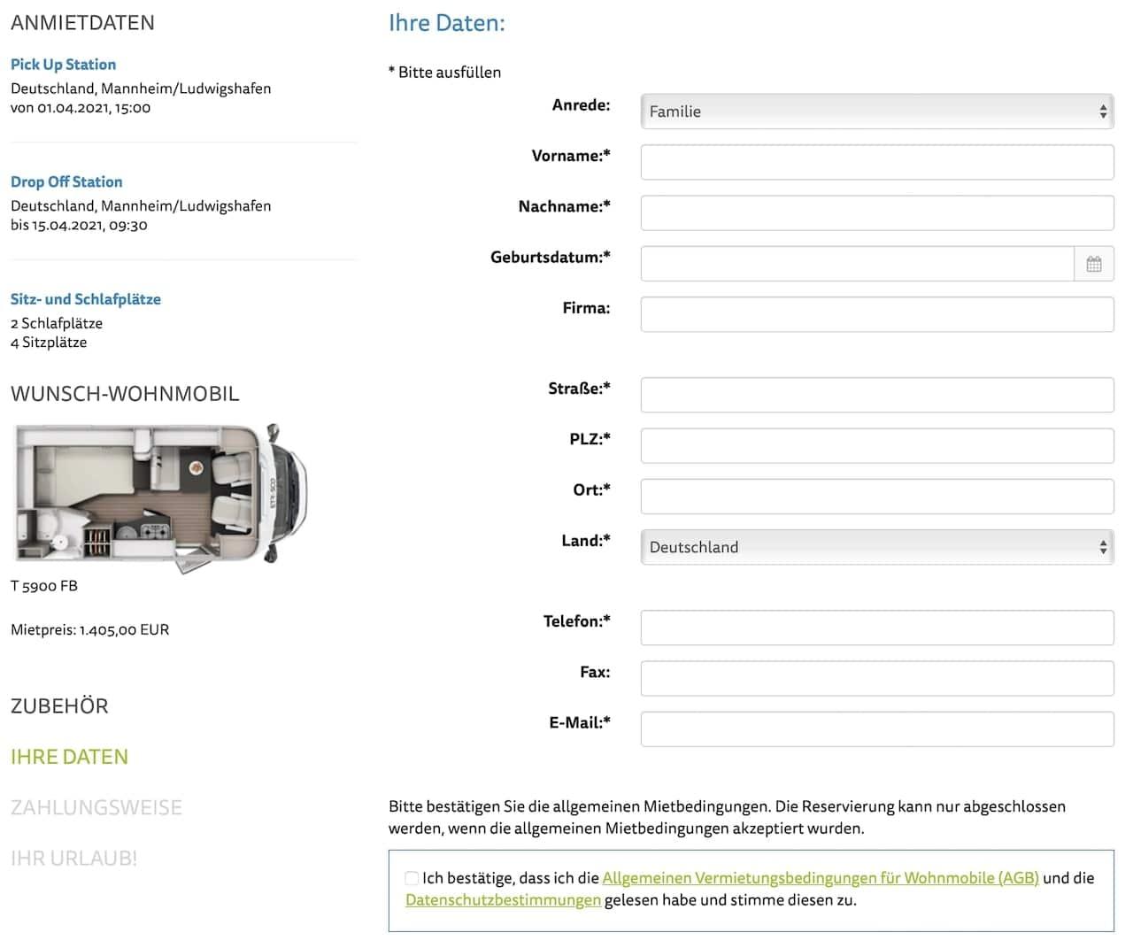 rent easy Rabatt Gutschein Code