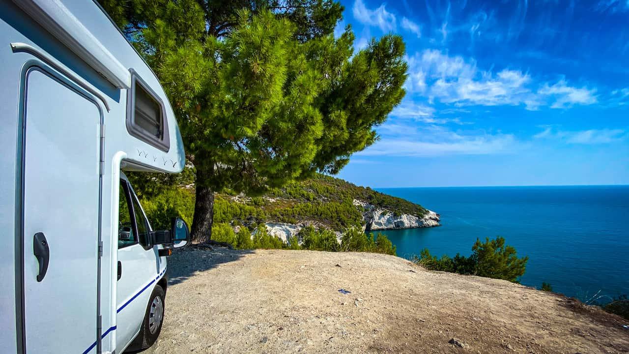 Urlaub mit Wohnmobil, Reisemobil oder Camper